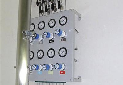 气体管路控制面