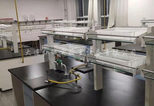 白山全钢实验台样式