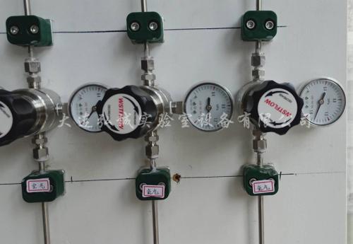 白山气体管路工程